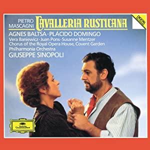 Mascagni : Cavalleria rusticana - Leoncavallo : Pagliacci - Page 5 51hk%2BNbmw4L._SY300_