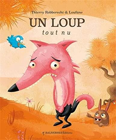 A Poil Le Loup !!! A Poil Le Loup !!! TOUT NU Le Loup !!! 51i27hdI5uL._SX385_