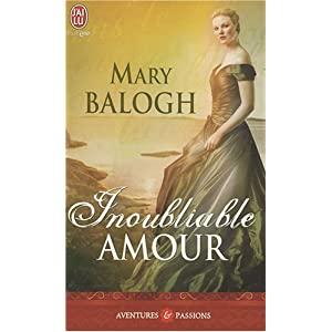 Ces demoiselles de Bath, tome 2 : Inoubliable amour de Mary Balogh 51iGa79Y4rL._SL500_AA300_