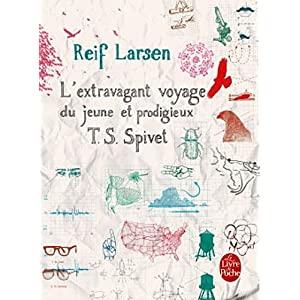 L'extravagant voyage du jeune et prodigieux T.S. Spivet de  Reif Larsen  51iGkoGBHLL._SL500_AA300_