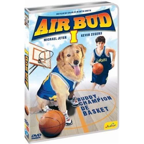 """[Disney] La Saga """"Air Bud"""" (2 films + 12 suites vidéos de 1997 à 2012) 51iceWt45hL._SS500_"""
