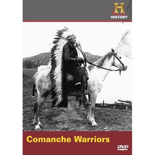 Воины-команчи / Comanche Warriors (США, 2005) документальный 51idph8AHRL._SS500_
