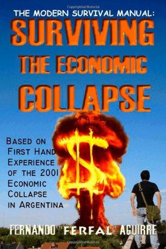 """[Manuel] (Préparation/crise) """"The Modern Survival Manual"""" de Fernando Aguirre (2009) 51j9wqdPomL"""