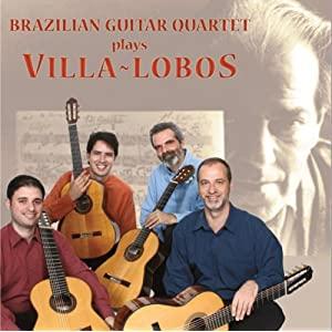 Villa-Lobos : Les Quatuors à cordes 51ksMvQ302L._SL500_AA300_