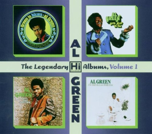 #152 I Want To Hold Your Hand - Al Green (17 février 2012) 51lUO4fh2hL