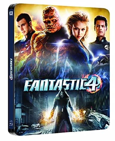 Fantastic Four :  Limited Edition Steelbook 51mm-xBMe8L._SX385_