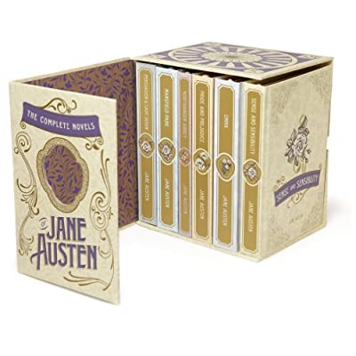 The Complete Novels of Jane Austen : The Heirloom Collection 51msP3zkKpL._SS400_