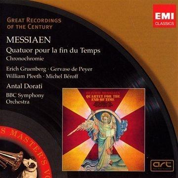 Messiaen - Des canyons aux étoiles, Eclairs sur l'au-delà 51nGKvYhhIL