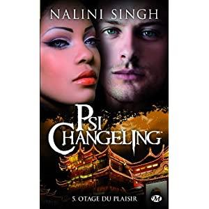 Psi-Changeling - Tome 5 : Otage du plaisir de Nalini Singh 51oNbI%2B5qYL._SL500_AA300_