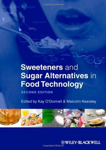 Sweeteners and Sugar Alternatives in Food Technology 51onNMYLGEL