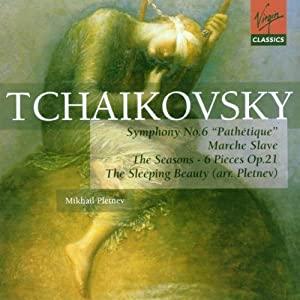Écoute comparée : Tchaïkovski, symphonie n° 6 « Pathétique » - Page 7 51pP8wpsnsL._SL500_AA300_
