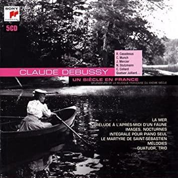 Claude-Achille DEBUSSY - Oeuvres symphoniques - Page 5 51pTIZFZFhL._SY355_