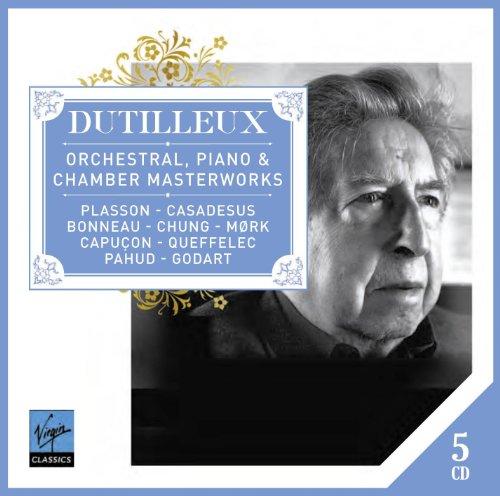 Dutilleux-Oeuvres orchestrales - Page 2 51q3krJiJ3L