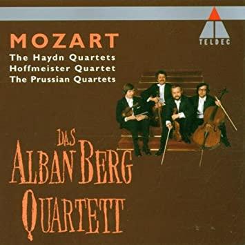 Mozart: quatuors à cordes dédiés à Haydn 51qMUmsAk1L._SY355_