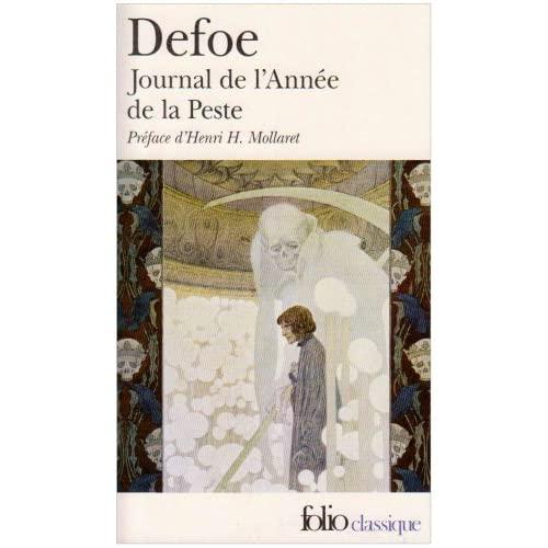 """[Livre] """"Journal de l'année de la peste"""" de Daniel Defoe (1720) 51qRa5e9dpL._SS500_"""