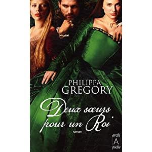 Gregory, Phillippa - Deux soeurs pour un roi 51sAmqiz4jL._SL500_AA300_