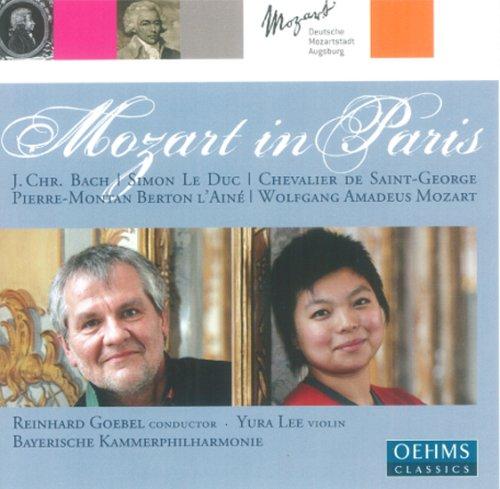 Mozart - Mozart in Paris... 51sp4LQhHJL