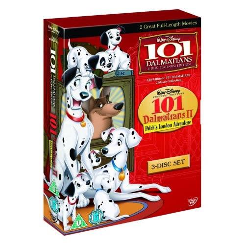 Les 101 Dalmatiens - Edition Collector (5 mars 2008) - Page 3 51uQZkztlbL._SS500_