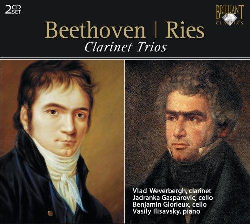 Beethoven & Ries - Trios avec clarinette,... 51ud4SG-cQL