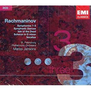 RACHMANINOFF SYMPHONY NO 1&3 51vP5mfM1EL._SL500_AA300_