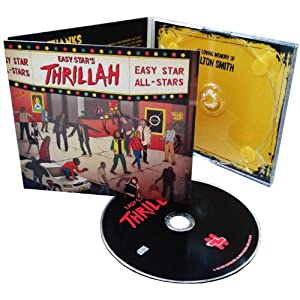 Gli Easy Star All-Stars rifaranno l'album Thriller in versione Reggae 51vrtLsNs5L._AA300_
