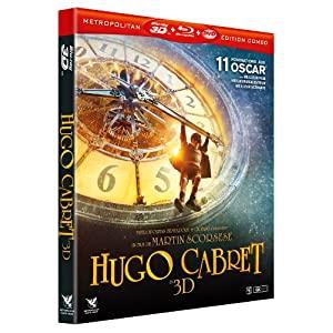 Hugo cabret - Combo Blu-ray 3D active + Blu-ray 2D 14/04/12 51xiWTrDB%2BL._SL500_AA300_