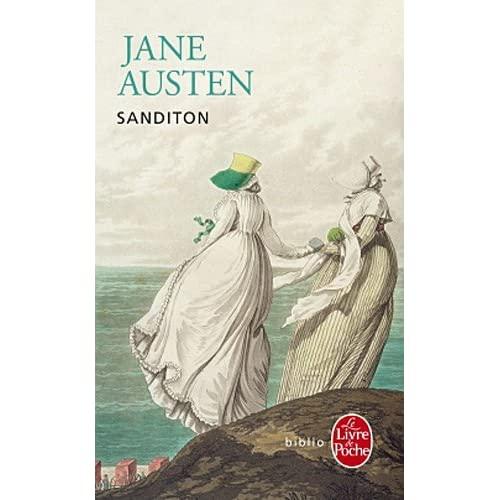 Sanditon, roman inachevé 51xjJmVylAL._SS500_