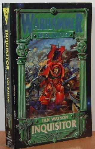 The Inquisition War de Ian Watson 51y9Q1WxIaL._
