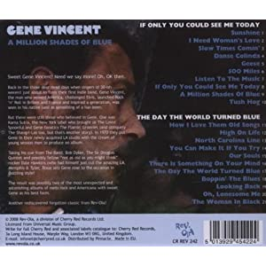 Gene Vincent - A Million Shades of Blue 51z3lowONQL._AA300_