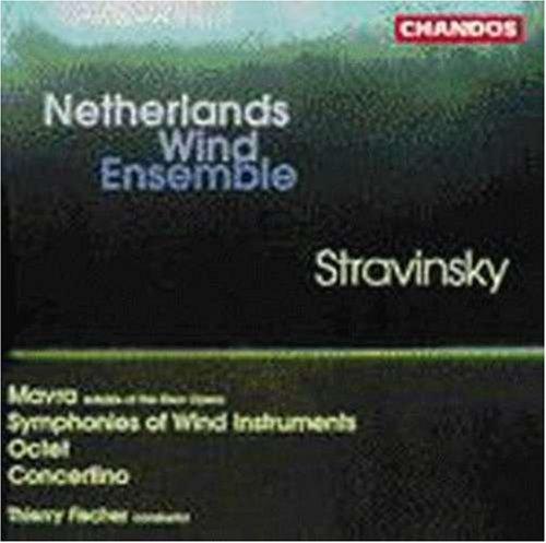 Stravinsky: musique de chambre 51zCEwEg07L