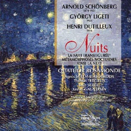 György Ligeti - Quatuors 611zSEP9ZTL