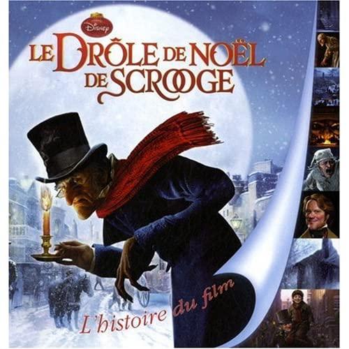 Le Drôle de Noël de Scrooge 612qV4-KzkL._SS500_