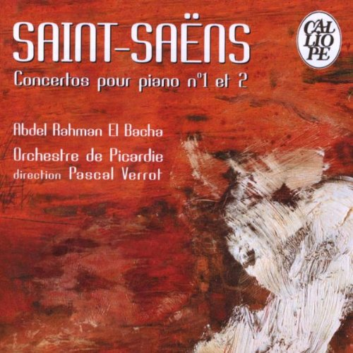 Saint-Saëns - Concertos pour piano  616Ymn6OITL
