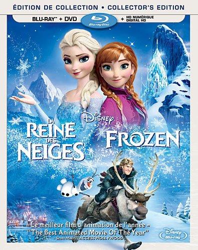 La Reine des Neiges [Walt Disney - 2013] - Page 2 61A3ilyXswL._SL500_