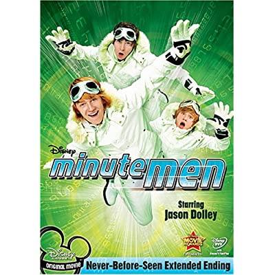[Disney Channel Original Movie] Minutemen, Les Justiciers du Temps (2008) 61CBeaMU0sL._SS400_