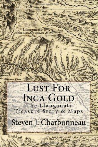 Les Llanganatis et le trésor des Incas 61FMBgIv5vL