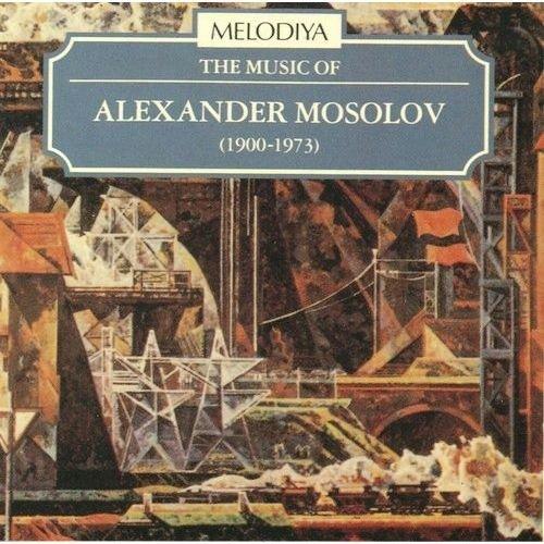 Alexander Mossolov (1900-1973) 61I8qPY4jTL