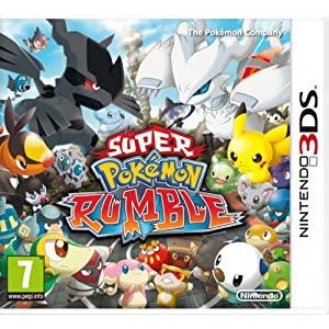 [3DS] Super Pokemon Rumble (14/20) 61LMA2IHClL._SL500_AA300_