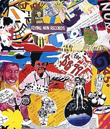 DUNEDIN SOUND TAPES - La mejor música neozelandesa de los 80 y 90. - Página 4 61R5eAu-EWL._SY450_
