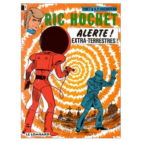 Ric Hochet 61V2V06SMGL._SS500_