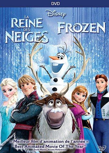 La Reine des Neiges [Walt Disney - 2013] - Page 4 61V9sLbgWHL._SL500_