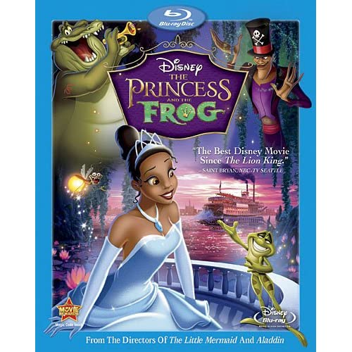 [BD + DVD] La Princesse et la Grenouille (27 mai 2010) - Page 3 61ai3lmWAgL._SS500_