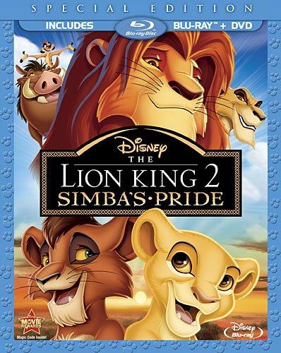 [BD + DVD] Le roi lion 2 et 3 (Novembre 2011) - Page 2 61c3Qwl0AJL