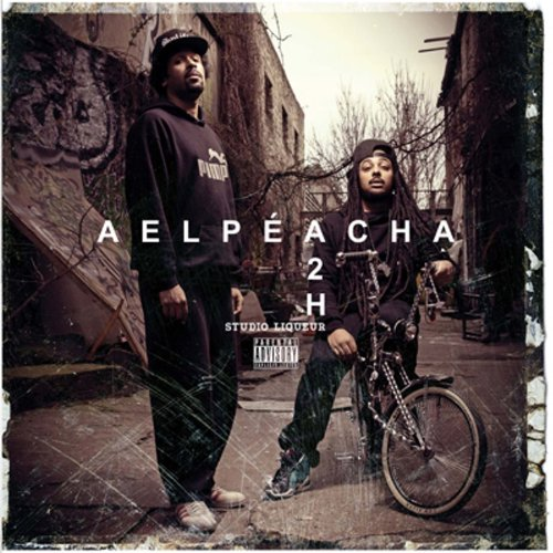 [Réactions] Aelpéacha & A2H - Studio Liqueur (2013)  61csq7WCcEL
