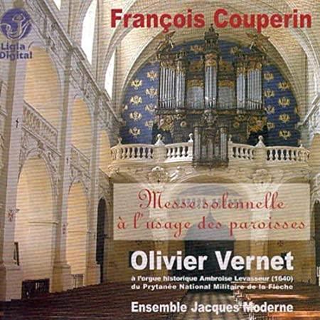 F. Couperin : les deux Messes pour orgue 61e6hIajkfL._SX450_