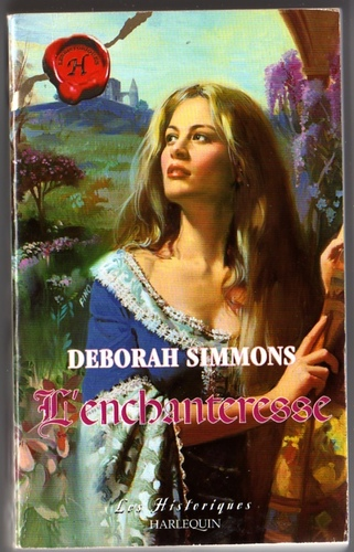 L'enchanteresse de Déborah Simmons 61lj97FOGtL