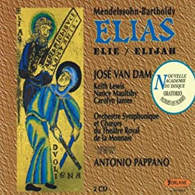 Mendelssohn: Oratorios (Elias ; Paulus) 61m0jBFlpUL._SL500_AA280_