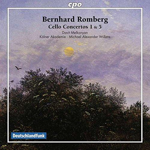 Bernhard Heinrich Romberg (1767-1841) 61m6Q4n9mTL