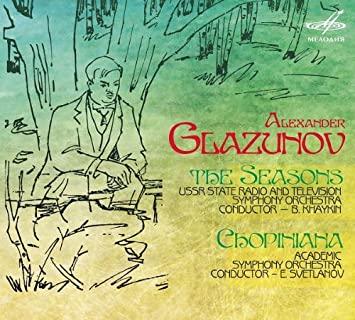 Aleksandr Konstantinovitch Glazounov - Page 3 61n%2Bh6IG7HL._SX355_