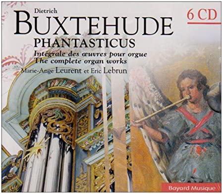 Dietrich Buxtehude (1637 - 1707) - Oeuvres pour orgue 61rk-UC%2BJSL._SX450_